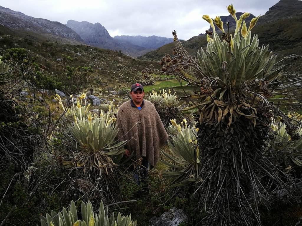 Foto Campesinos, aliados de la conservación
