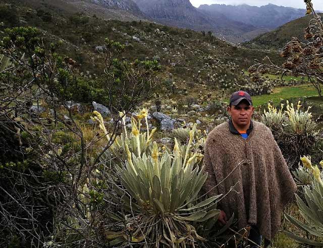 Imagen Campesinos, aliados de la conservación