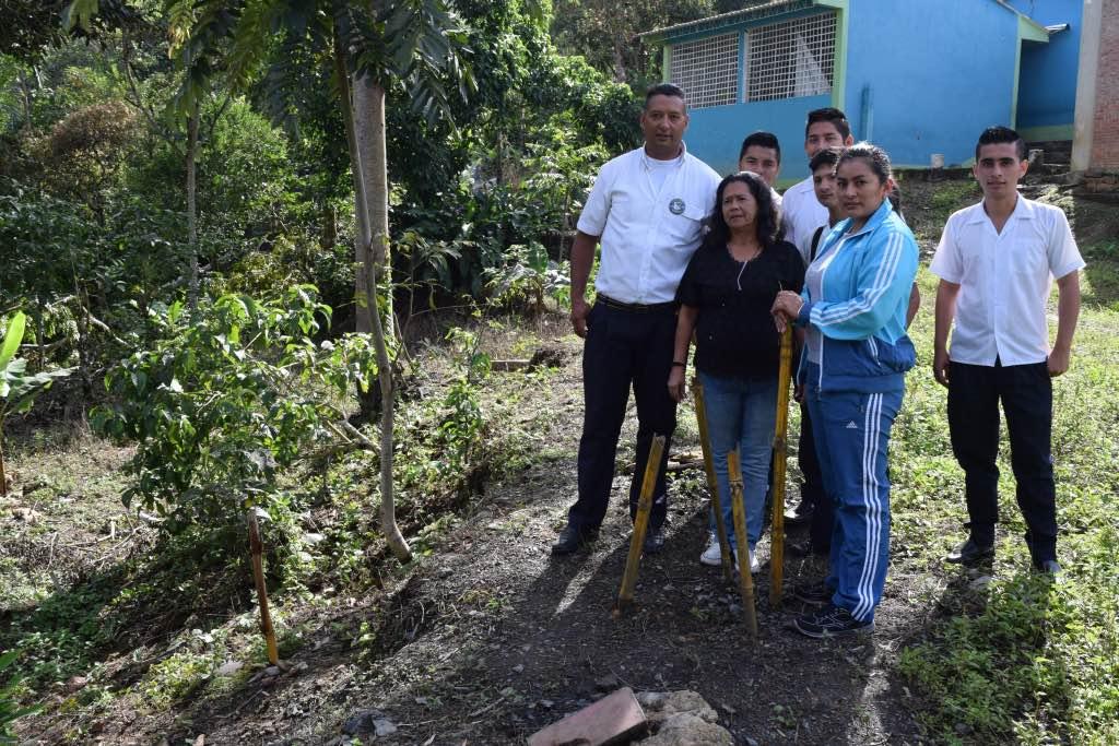 Estudiantes de Pauna le hacen frente a la deforestación<
