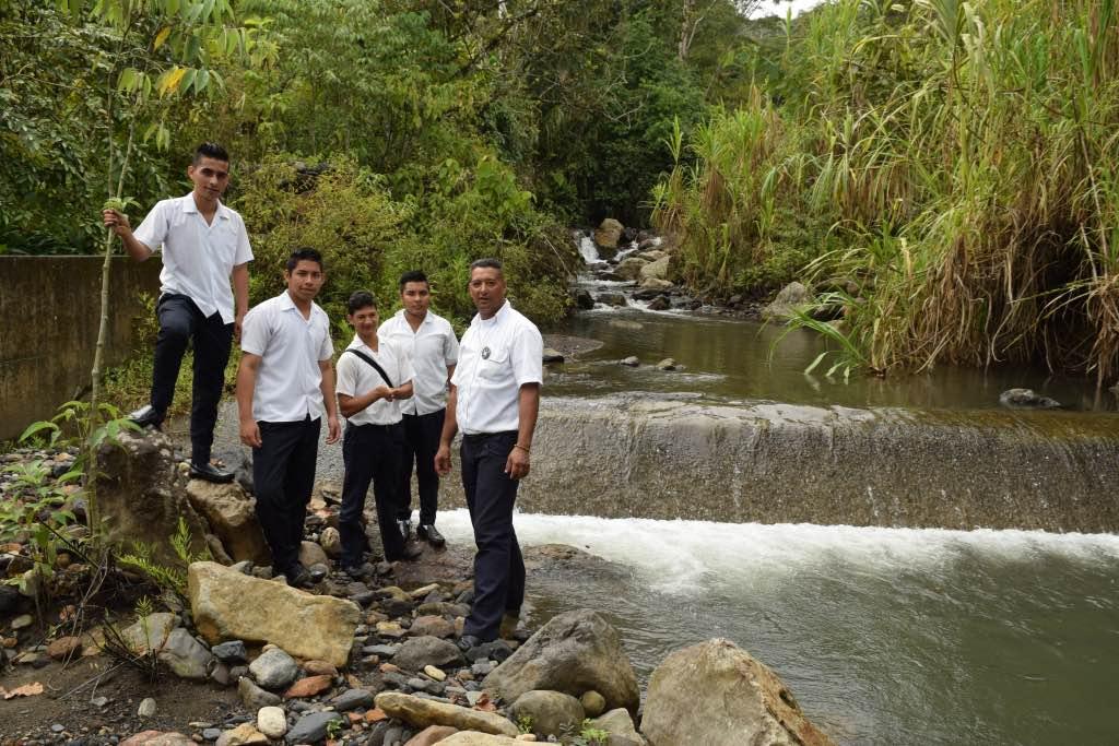 Foto Estudiantes de Pauna