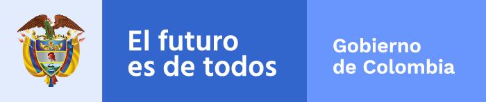 Logo Logo Gobierno de Colombia