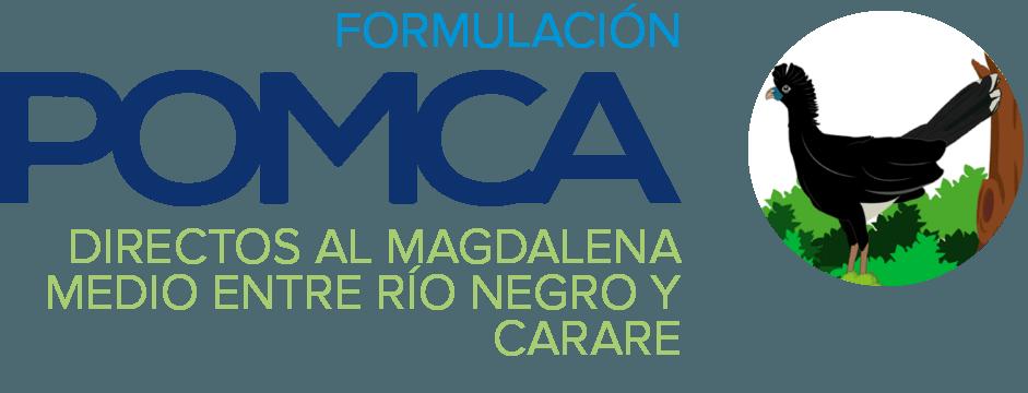 POMCA Directos al Magdalena medio entre Río Negro y Carare