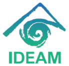 Logo de IDEAM