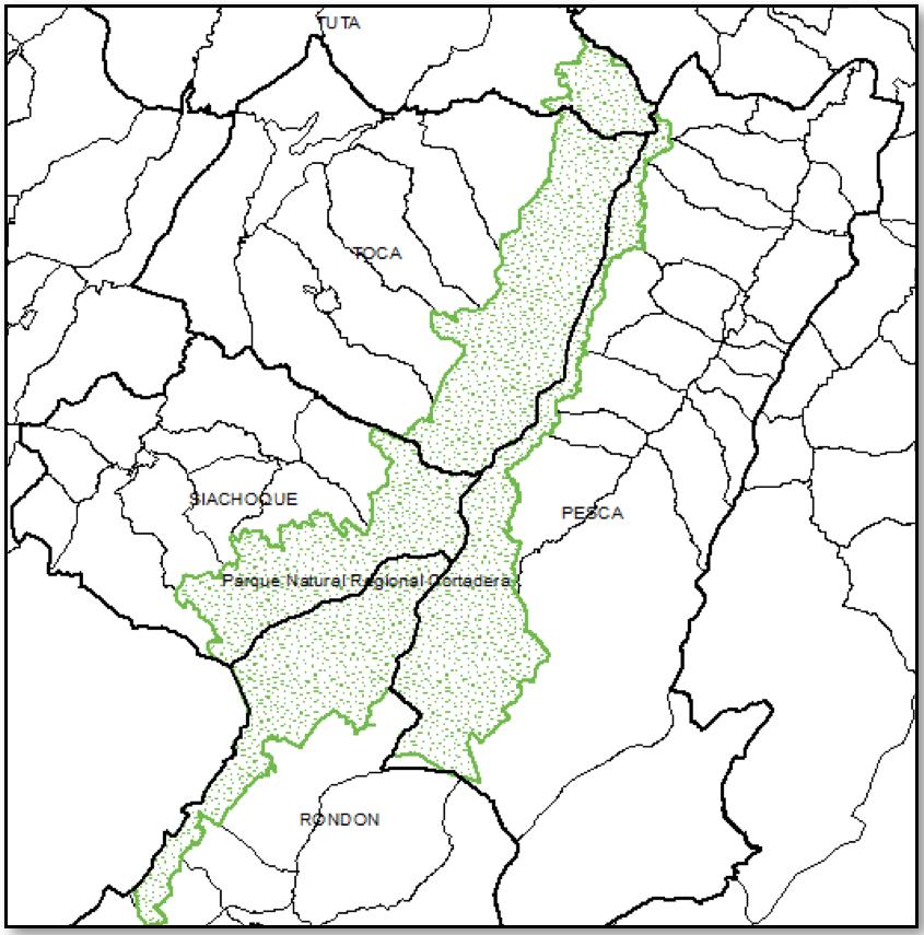 El Parque Natural Regional Cortadera