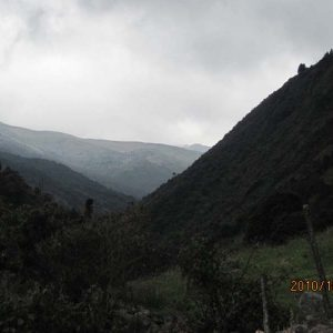 El Parque Natural Regional Pan de Azúcar El Consuelo