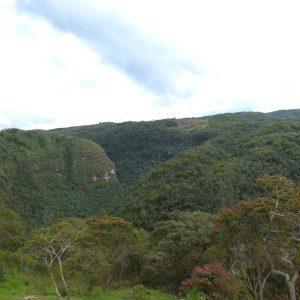 El Parque Natural Regional Serranía el Peligro