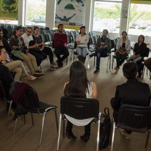 Red de Jóvenes de Ambiente agradece respaldo de Corpoboyacá