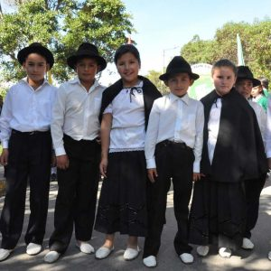 Primer Festival del Cóndor Andino en Chiscas