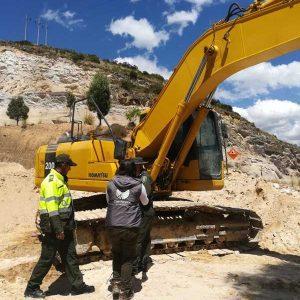 Acciones de seguimiento a los proyectos mineros 4