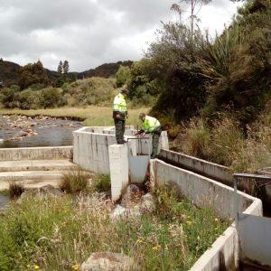 Imagen operativos preservar nuestros recursos hídricos Boyacá