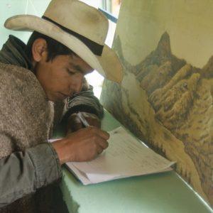 Comunidad de Las Cañas avanza en la implementación de estrategias para el cuidado y conservación de sus zonas de páramo
