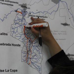 Imagen Modelo Integrado de Gestión del Lago Sochagota