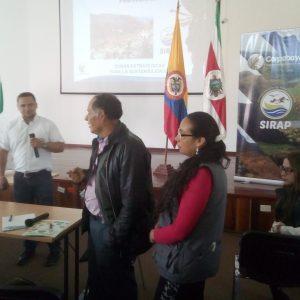 Semana por las Áreas Protegidas en Corpoboyacá