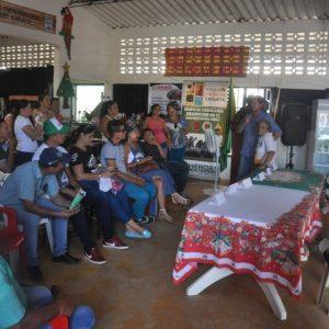 Campesinos Boyacenses en Gira de intercambio de Experiencias por el Caquetá