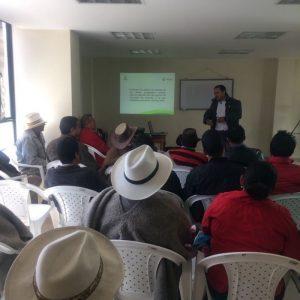 Tutazá se vincula con la formulación del Plan de Manejo del Parque Natural Regional Pan de Azúcar - El Consuelo