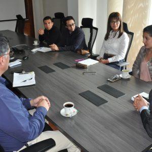 Fueron presentados los nuevos coordinadores de la Red Departamental de Jóvenes de Ambiente