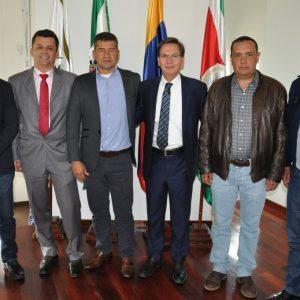Corpoboyacá ratifica su compromiso con el Medio Ambiente
