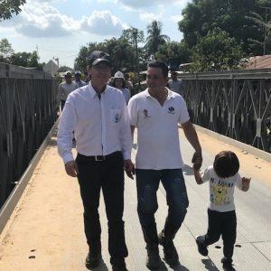 Corpoboyacá comprometida con el bienestar de las comunidades de Puerto Boyacá