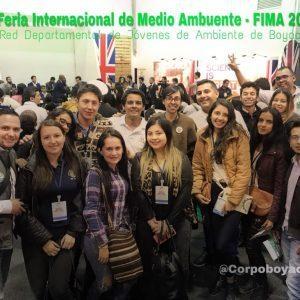 Corpoboyacá se abre paso en FIMA 2018 5