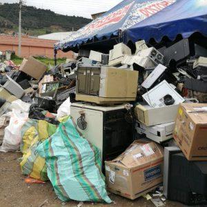 Masiva participación registró la Jornada Única de Recolección de Residuos Posconsumo