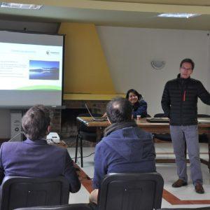 Misión de supervisión del proyecto Lago de Tota se reunió en Aquitania