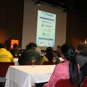 Congreso Colombiano de Hidrogeología en Boyacá