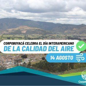 Día Interamericano de la Calidad del Aire