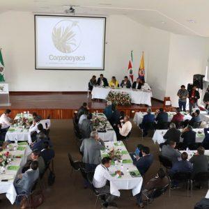 Corpoboyacá realizó su Asamblea Corporativa 2019 6
