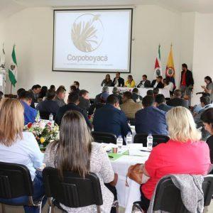 Corpoboyacá realizó su Asamblea Corporativa 2019 5