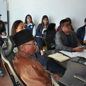 Mesa técnica proyectos mineros en la vereda Pijaos del municipio de Cucaita 5
