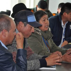 Mesa técnica proyectos mineros en la vereda Pijaos del municipio de Cucaita 3