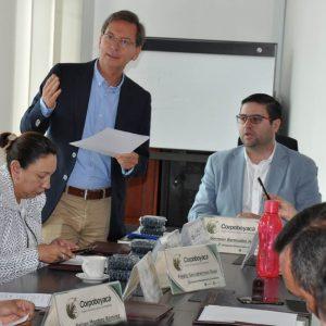 Fueron posesionados los nuevos alcaldes del Consejo Directivo de Corpoboyacá 1
