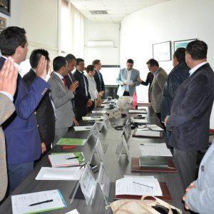 Fueron posesionados los nuevos alcaldes del Consejo Directivo de Corpoboyacá 3