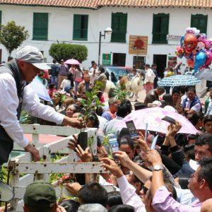 En esta Semana Santa Corpoboyacá entregará 15000 árboles 7