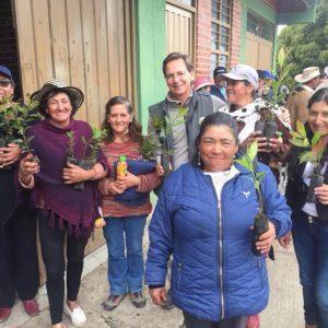 En esta Semana Santa Corpoboyacá entregará 15000 árboles 1