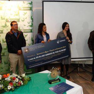 Premio Espeletia Dorada 2017