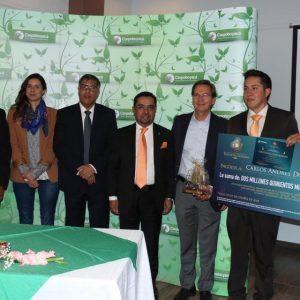 Premio Espeletia Dorada 2018