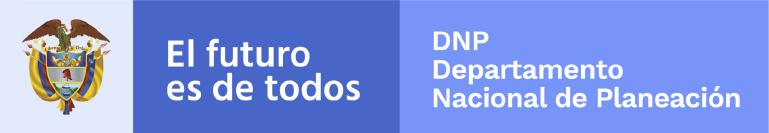 Logo de Departamento Nacional de Planeación