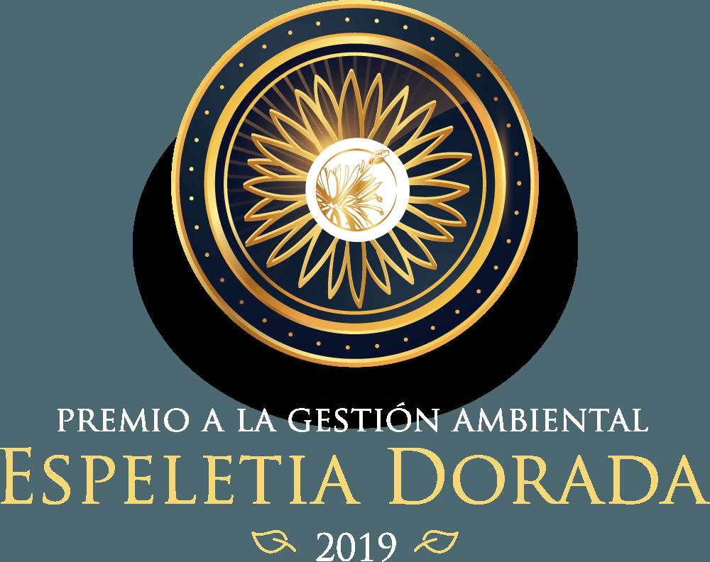 Logo Premio Espeletia Dorada 2019