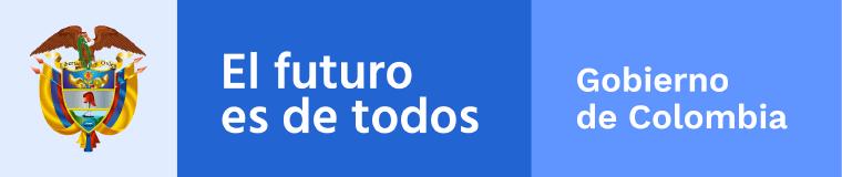 Logo de Gobierno de Colombia