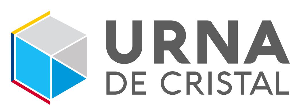 Logo de Urna de cristal