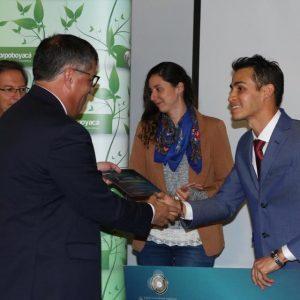 Premiación Espeletia Dorada 4