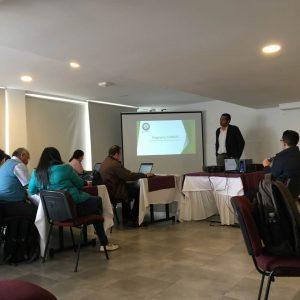 Foto En Paipa se desarrolló el Comité Técnico del Programa COMPAS de Corpoboyacá