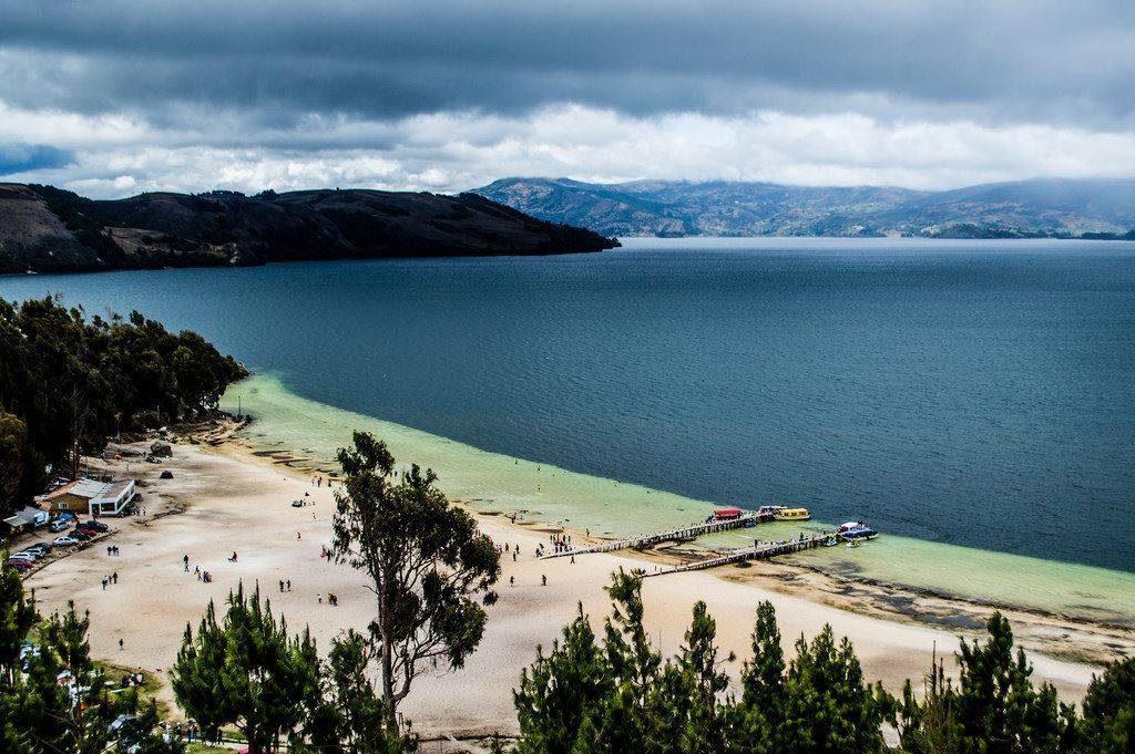 Foto Corpoboyacá sigue invirtiendo en Playa Blanca