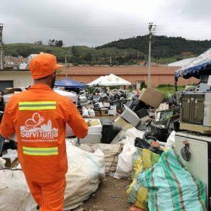 Jornada de Recolección de Residuos Posconsumo