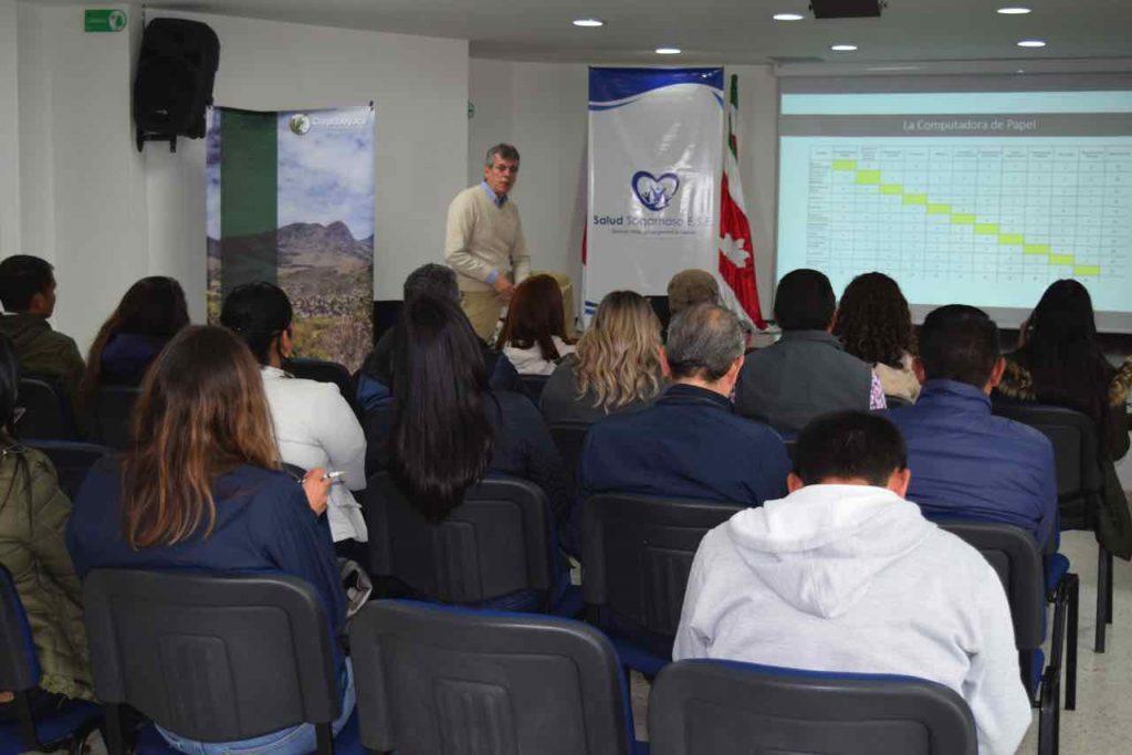 Foto Corpoboyacá adelanta la planeación del desarrollo sostenible de 87 municipios a través del PGAR