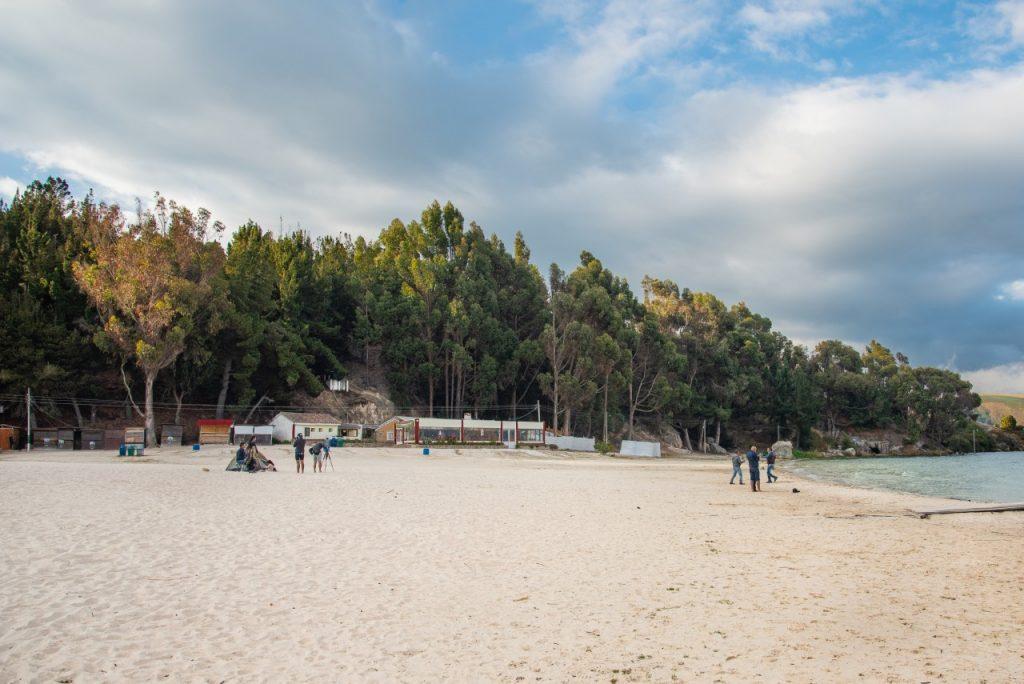 Foto Corpoboyacá inicia inversiones en Playa Blanca para mejorar la operación sostenible de este destino ecoturístico