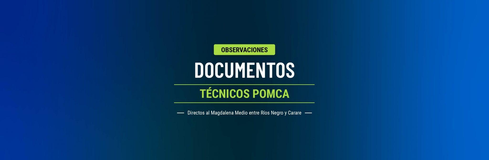 Foto Presentación observaciones y recomendaciones Formulación del POMCA Directos al Magdalena Medio entre Ríos Negro y Carare
