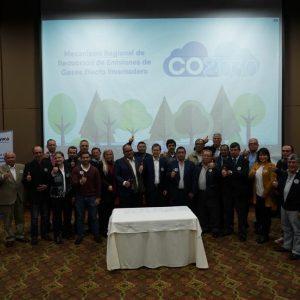 Foto 26 empresarios boyacenses se adhirieron al Mecanismo Voluntario de Reducción de Emisiones de Gases Efecto Invernadero