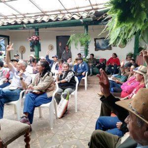 Capacitación municipio santa Rosa de Viterbo